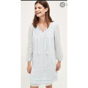 Motherhood maternity boho dress size medium